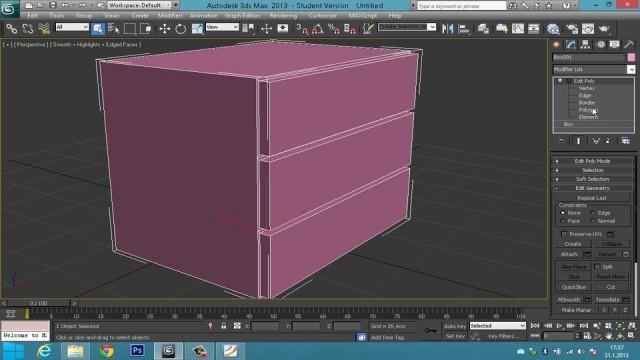 06 10 uygulama komodin ve dolap gibi nesnelerin modellenmesi