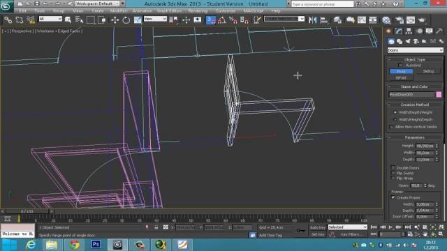 08 07 uygulama mimari projelerin modellenmesi bölüm 3