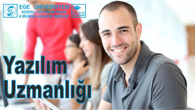 Yazılım ve Veritabanı Uzmanlığı Kursu İzmir