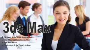 3ds Max Kursu İzmir