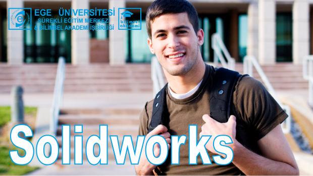 Solidworks kursunda 100 garantili eğitim eğer tüm derslere gelir