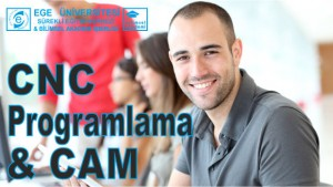 CNC Programlama ve CAM Kursu İzmir