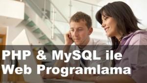 PHP ve MySQL ile Web Programlama Kursu İzmir