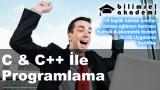 C & C++ ile Programlama Kursu İzmir