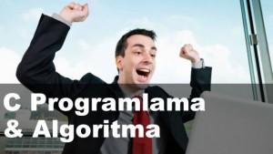 C Programlama ve Algoritma Kursu İzmir