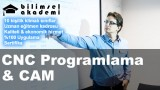 Uygulamalı CNC Programlama ve CAM Kursu İzmir