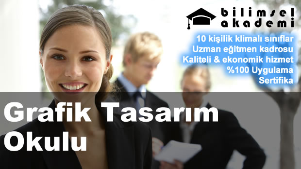 Grafik Tasarım (Photoshop+Corel Draw+Illustrator+InDesign) Okulu İzmir