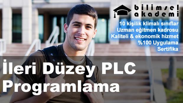 İleri Düzey PLC Programlama & Otomasyon Kursu İzmir