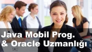 Java Mobil Programlama ve Oracle Kursu İzmir