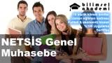 NETSİS Bilgisayarlı Genel Muhasebe Kursu İzmir