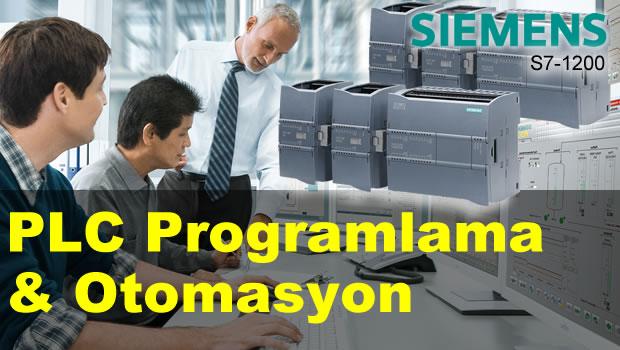 PLC Programlama Eğitimi(Temel+Orta Düzey)