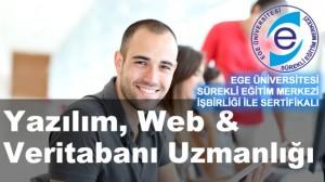 YAZILIM, WEB, VERİ TABANI UZMANLIĞI KURSU İZMİR BİLİMSEL AKADEMİ