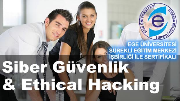Siber güvenlik ethical hacking ceh kursu