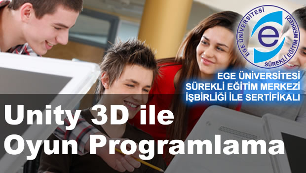 Unity ile oyun programlama 2d 3d kursu