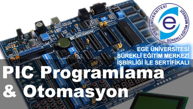 Pic programlama otomasyon kursu