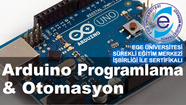 Arduino Programlama & Otomasyon Kursu