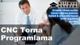 CNC Torna Programlama Kursu İzmir