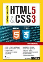 Bilimsel Akademi Fahrettin Erdinç'in HTML5 & CSS3 Kitabı