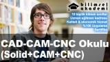 CAD-CAM-CNC (Solidworks+Solidcam+CNC Programlama) Okulu İzmir