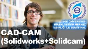 CAD CAM CNC SOLIDWORKS SOLIDCAM KURSU İZMİR BİLİMSEL AKADEMİ