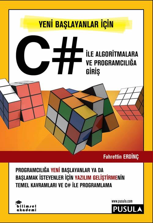 Fahrettin Erdinç Algoritma ve C Sharp Kitabı