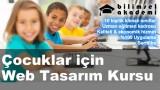 Çocuklar için Web Tasarım Kursu İzmir