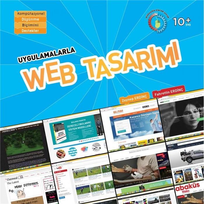 Bilimsel Akademi Fahrettin Erdinç Çocuklar İçin Web Tasarım Kurs Kitabı İzmir
