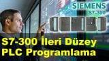 S7-300 İleri Düzey PLC Programlama Kursu İzmir