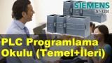 PLC Programlama Okulu (Temel & İleri Düzey & Ekran)