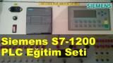 Siemens S7-1200 Eğitim Seti/Kiti