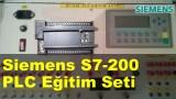 Siemens S7-200 PLC Eğitim Seti/Kiti