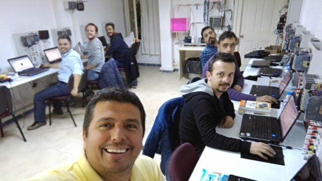 Gates AŞ PLC Programlama Eğitimi Başarıyla Tamamlandı