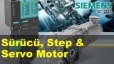 İnverter, Sürücü, Step ve Servo Motor Kursu İzmir