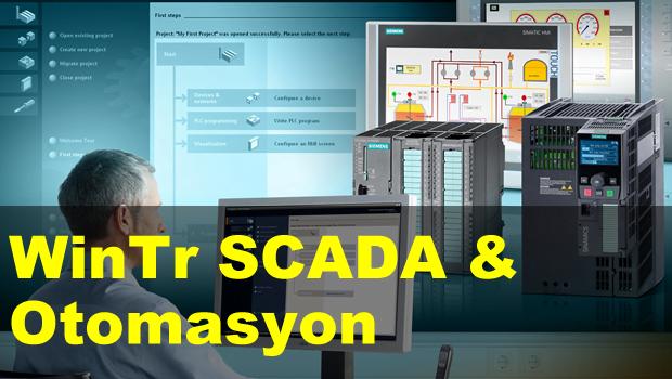WinTr ile SCADA & Otomasyon Kursu İzmir