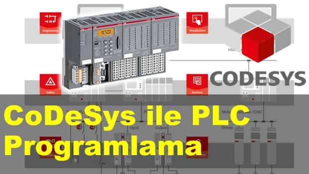 CoDeSys ile PLC Programlama & Otomasyon Eğitimi
