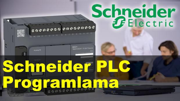 Schneider PLC Programlama & Otomasyon Eğitimi
