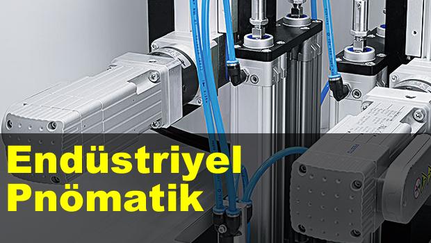 Pnömatik Elektropnömatik Eğitimi (Kursu) İzmir